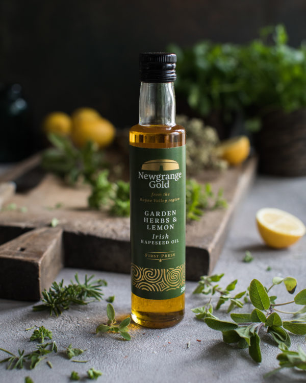 Garden Herbs Irish Rapeseed Oil