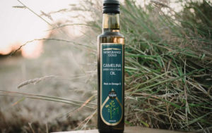 Newgrange Gold Camelina Wild Flax Oil