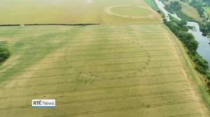 henge discovered at Newgrange