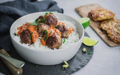 Amazing Meatballs (Gluten Free)