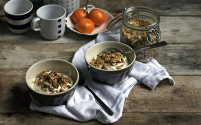 Heart Healthy Oats with Camelina Sativa Oil
