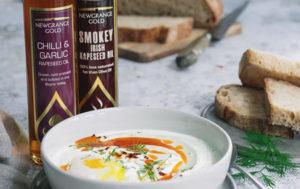 smokey turkish eggs with newgrange gold oils