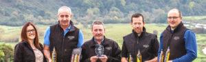 Newgrange Gold team