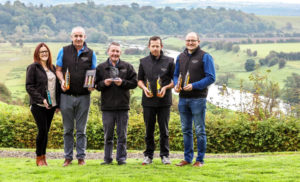 The Newgrange Gold Team