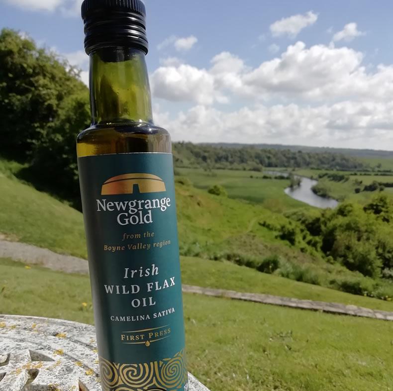 Newgrange Gold Irish Wild Flax Oil