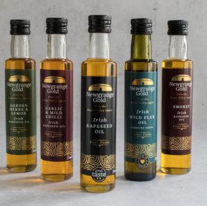 Newgrange Gold Flavoured Oils