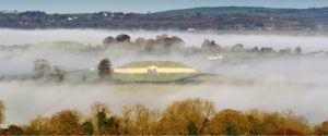 Fog Over Newgrange