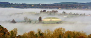 Fog Over Newgrange