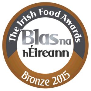 Blas na hEireann logo 2015